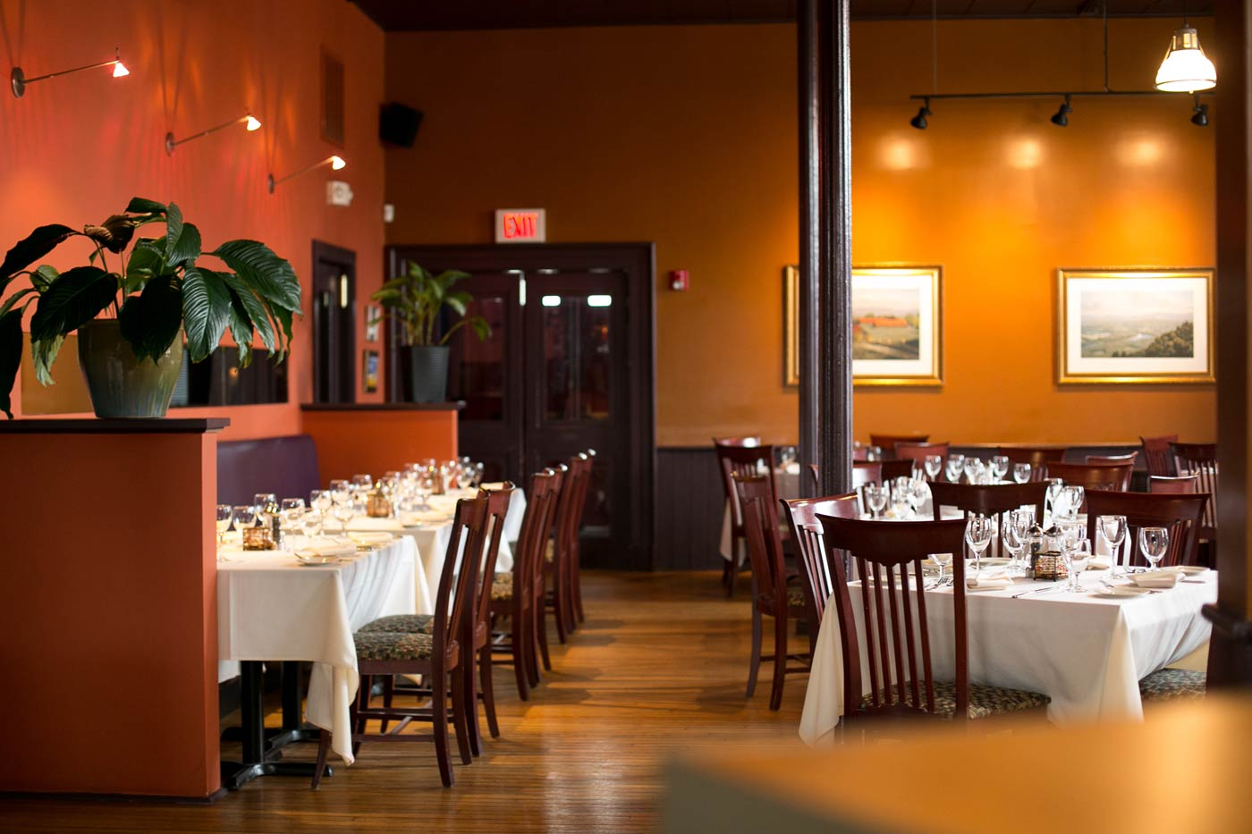 Blue Heron Restaurant Catering Fine Dining Near Northampton And